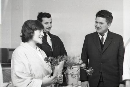 Rok 1967: Odmena pre prvého občana roku 1967