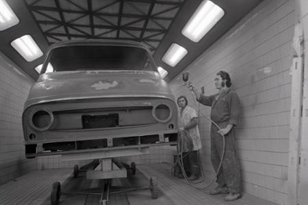 Rok 1975: Nový mototrans v Bojniciach zaručuje vyššiu kvalitu služieb