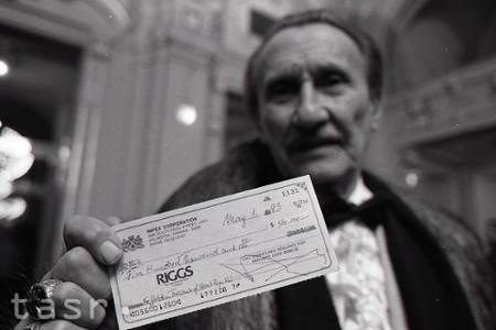 Rok 1993: Začína sa zbierka na národný poklad Slovenskej republiky