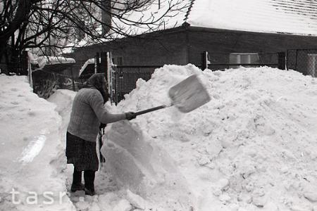 Doby, keď na Slovensku panovala pravá zima