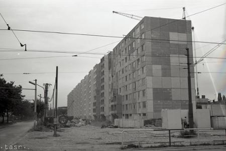 Rok 1979: Nový systém výstavby bytov v Bratislave