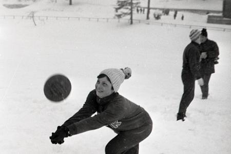 Rok 1968: Čs. volejbalistky sa pripravujú na olympiádu v Mexiku