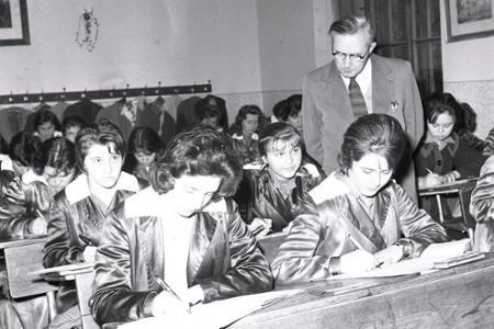 Rok 1962: Viac slovenčiny na maďarských školách