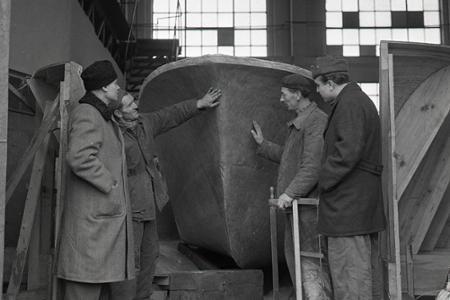 Rok 1960: Na Slovensku vzniká prvé plavidlo z umelej hmoty