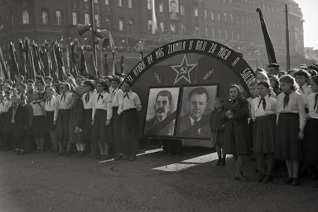 Rok 1953: Národ sa lúči s Klementom Gottwaldom
