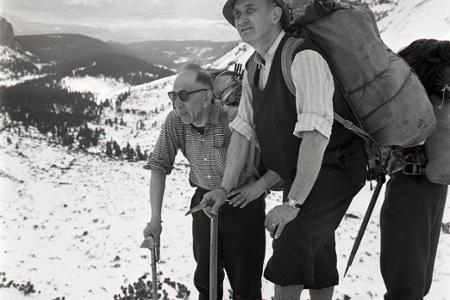Rok 1960: Na končiaroch Vysokých Tatier horia pochodne