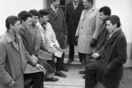 Rok 1962: V Ivanke pri Dunaji vybudujú hydinovú veľkovýrobňu