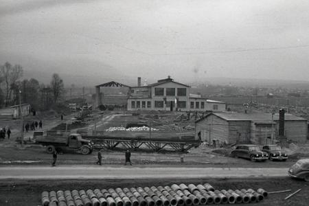 Rok 1951: V Hliníku nad Hronom otvorili novú železiareň