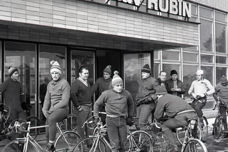Rok 1971:V Dudinciach sa pripravuje cyklistická reprezentácia