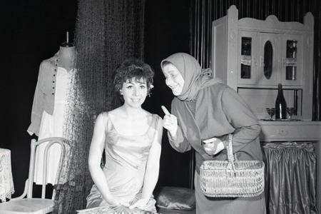 Rok 1964: Zvolenské divadlo uvádza ďalšiu premiéru