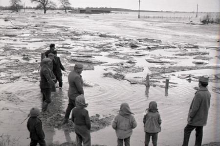 Rok 1963: Východ Slovenska zaplavuje voda