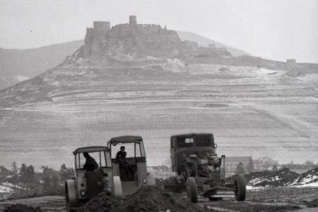 Rok 1968: Začína sa budovať diaľnica na východe republiky