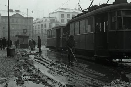 Rok 1962: Druhý jarný deň v Bratislave