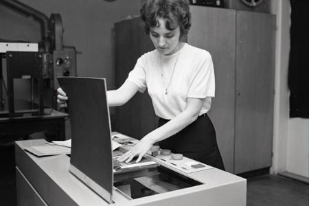 Rok 1972: Vyrobili prvý čs. kopírovací stroj