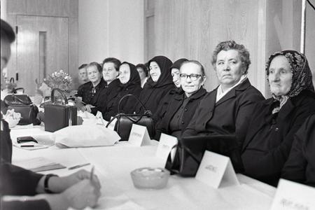 Rok 1969: Veľké finále súťaže Babička 69