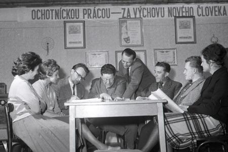 Rok 1962: V Liptovskom Mikuláši pracuje stála ochotnícka scéna