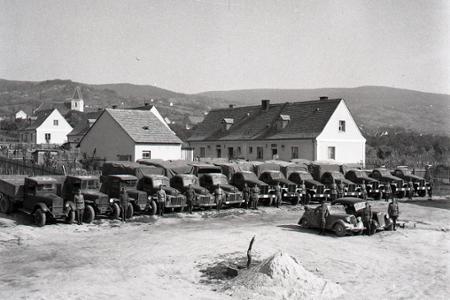 Zo života Sovietskej armády - osloboditeľky Bratislavy