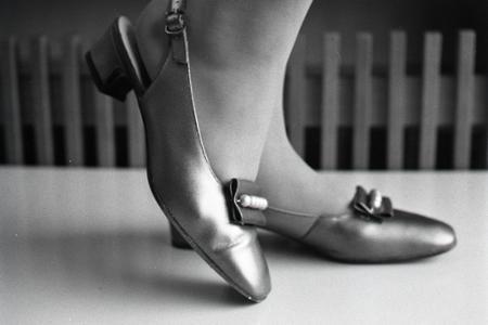 Rok 1968: Jarná kolekcia topánok zo ZDA Partizánske