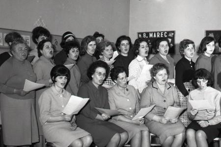 Rok 1947: Bratislavské učiteľky si založili svoj spevokol