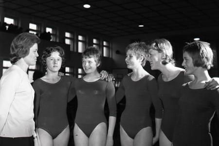 Rok 1965: V Liptovskom Mikuláši sa stretli najlepšie juniorské gymnastky