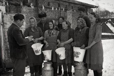Rok 1962: Vzorní pracovníci nášho poľnohospodárstva