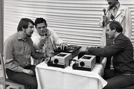 Rok 1981: V Slovnafte úspešne pracuje hifiklub