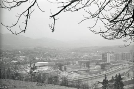 Rok 1969: Pamätník SNP v Banskej Bystrici čoskoro hotový