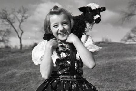 Rok 1957: Krásy jari na Horehroní