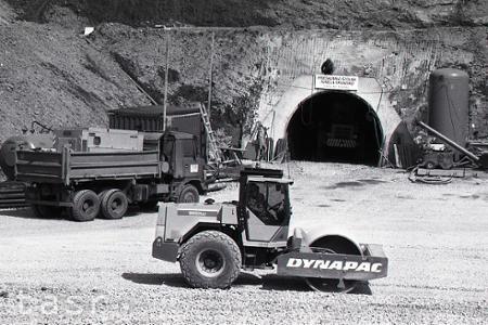 Rok 1996: Začínajú raziť tunel pod Braniskom