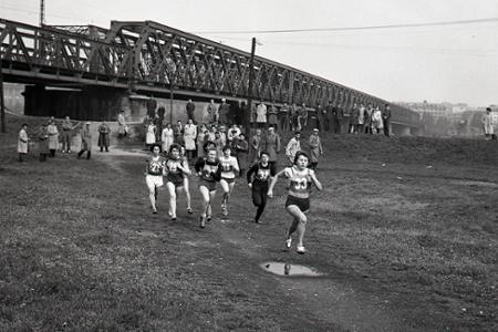 Rok 1959:V Petržalke sa konajú Majstrovstvá Slovenska v cezpoľnom behu