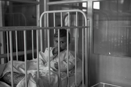 Rok 1951: V Bratislave otvorili nemocnicu pre batoľatá