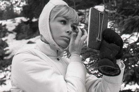 Rok 1966: V Tatrách sa točí hollywodsky film Lyžiarska horúčka