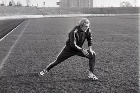 Jozef Plachý – najúspešnejší slovenský atlét