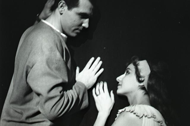 Rok 1962: Malá scéna sa stala druhou domovskou scénou Činohry SND - fotografie - Vtedy