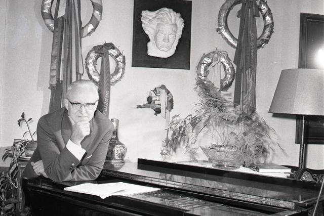 Eugen Suchoň bol tvorcom prvej slovenskej národnej opery - fotografie - Vtedy