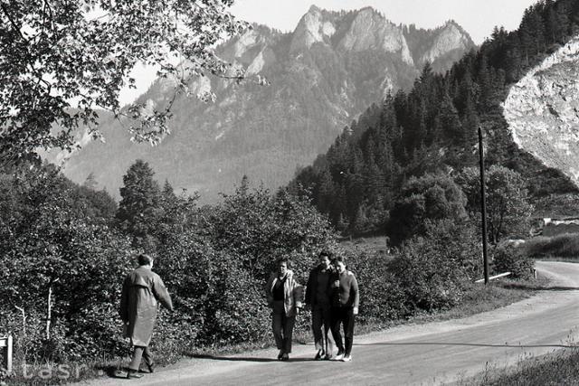 Pred polstoročím vznikol Pieninský národný park - fotografie - Vtedy
