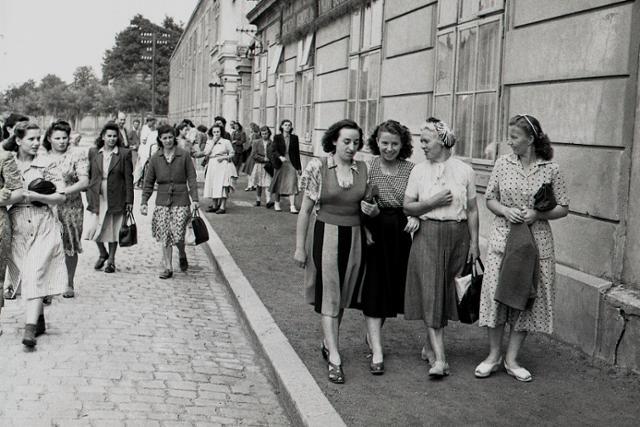Prvá továreň na nite vznikla v Bratislave pred 115 rokmi - fotografie - Vtedy