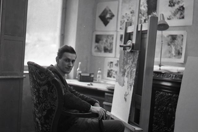 Rok 1969: Albín Brunovský získal prestížnu Herderovu cenu - fotografie - Vtedy