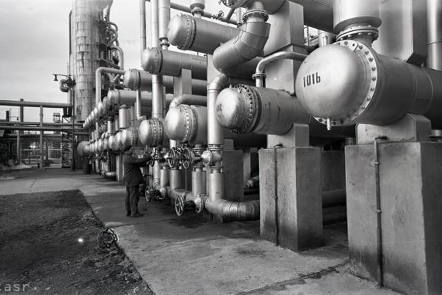 Rok 1962: Ropovod Družba odovzdaný do prevádzky - fotografie - Vtedy