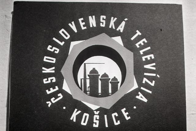 Rok 1962: Hlási sa televízne štúdio Košice - fotografie - Vtedy