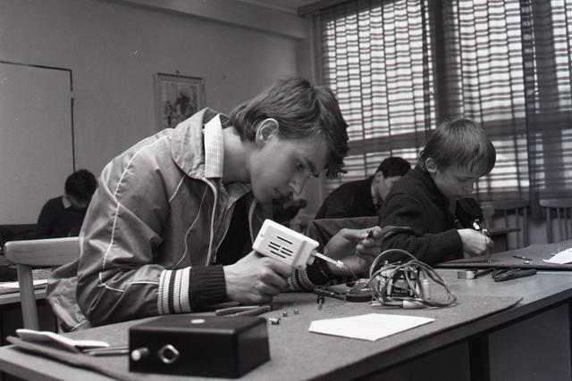 Rok 1984: Moderný Dom pionierov a mládeže pre Vranov nad Topľou - fotografie - Vtedy