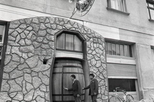 V Leviciach otvorili pivovarnícku reštauráciu  - fotografie - Vtedy