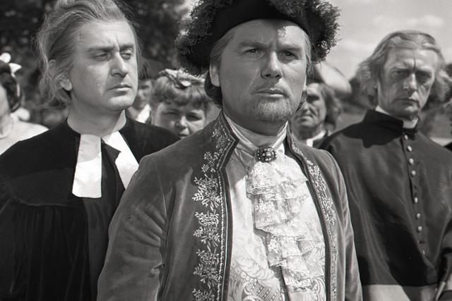 Rok 1957: Posledné klapky nového slovenského filmu - fotografie - Vtedy