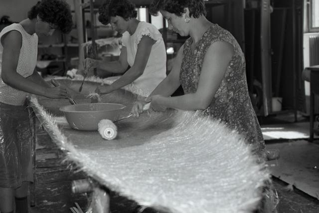 Rok 1982: V Seredi vyrábajú špičkové windsurfingy - fotografie - Vtedy