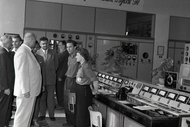 Rok 1959: Banskobystrický vysielač nesie hrdé meno SNP - fotografie - Vtedy