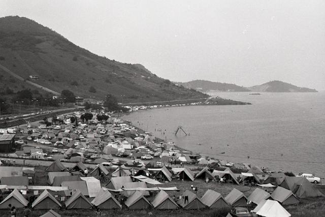 Dovolenka na slovenských vodných nádržiach - fotografie - Vtedy
