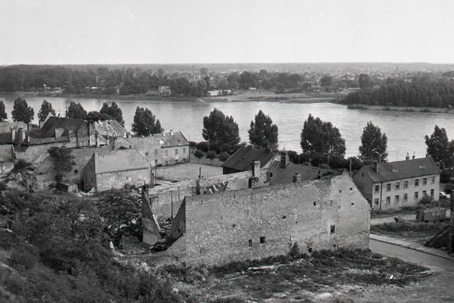 Rok 1968: Mení sa podoba bratislavského podhradia - fotografie - Vtedy