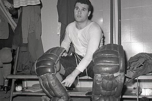 Brankár, ktorého nám závidel celý hokejový svet - fotografie - Vtedy