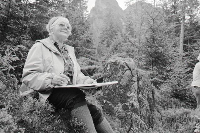 JAMES - prvý Tatranský horolezecký a alpinistický krúžok  - fotografie - Vtedy