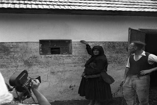 Rok 1949: Katastrofálna povodeň v Prešovskom kraji - fotografie - Vtedy